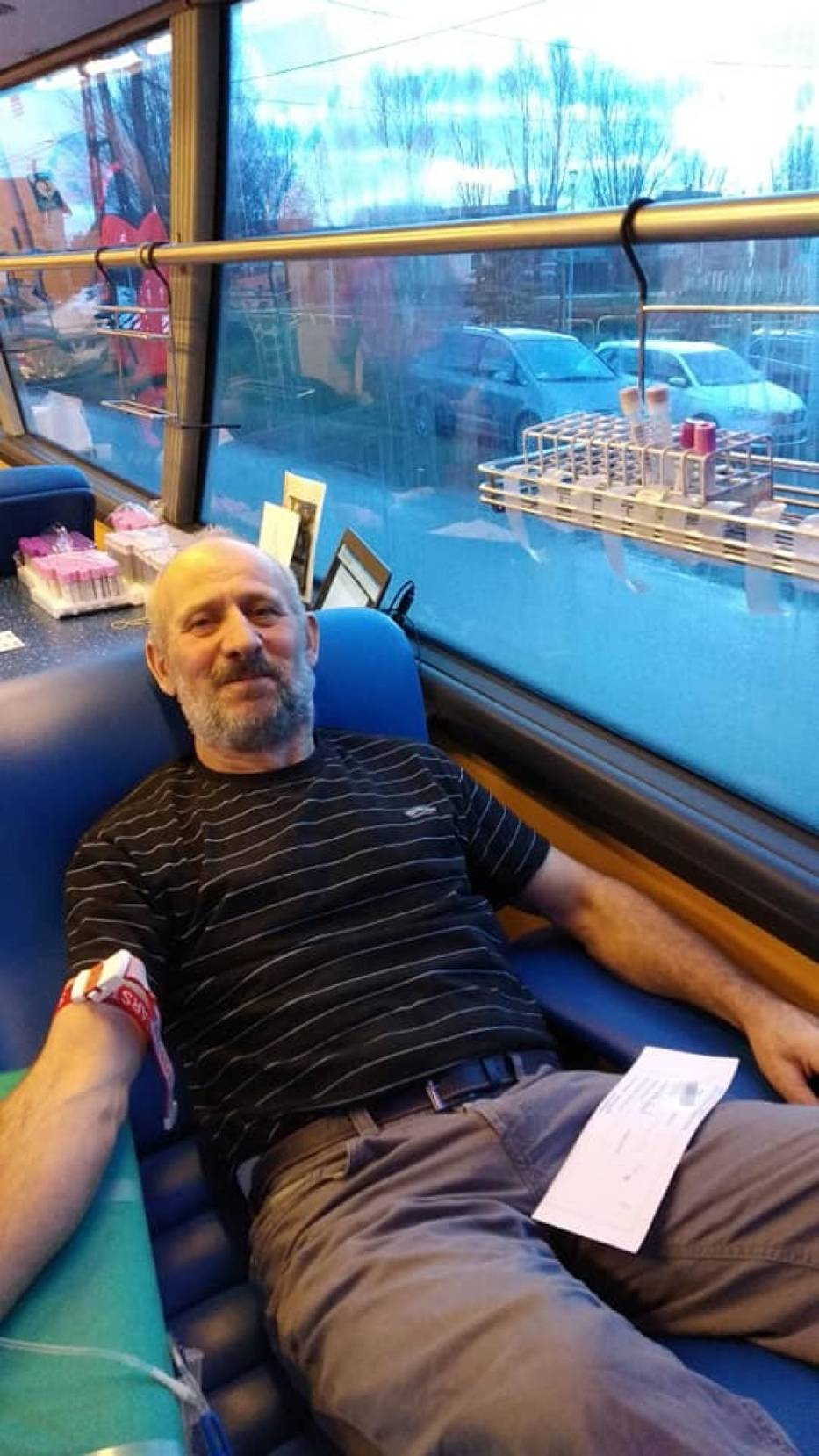 Mobilny pobór krwi w Połchowie 11 stycznia 2020