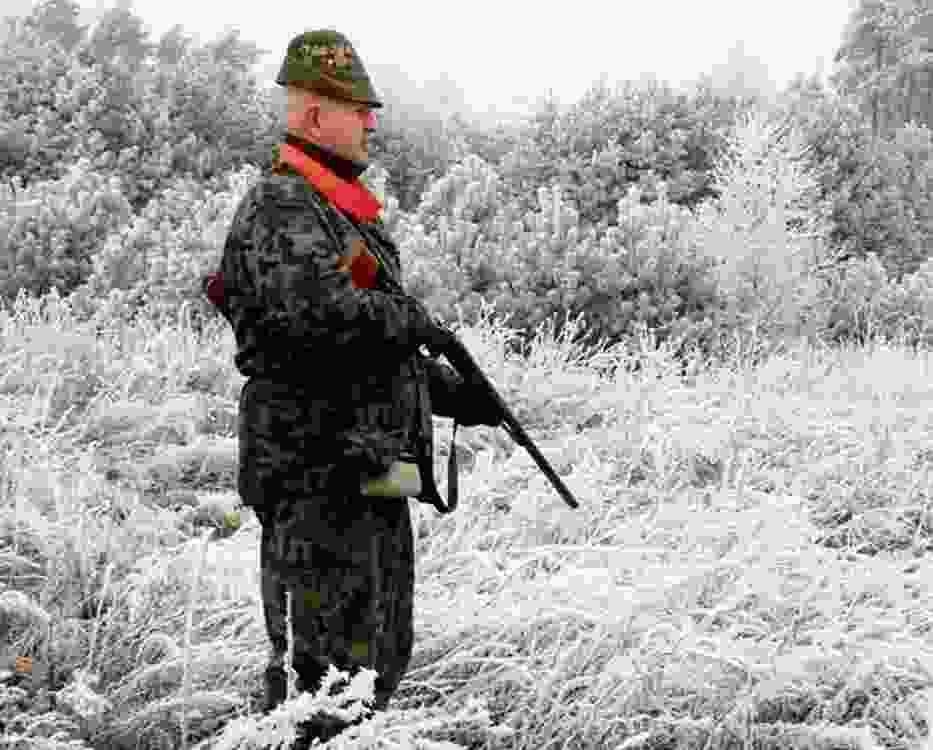 Kołom łowieckim realizację planowanych polowań utrudnia tegoroczna zima