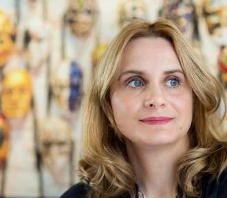 """Krystyna Mirek: """"Kiedy piszę, nie planuję co na obiad i nie sprawdzam facebooka"""" [Rozmowa NaM]"""