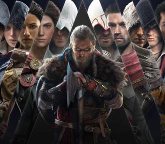 TOP 10 gier z serii Assassin's Creed [RANKING]