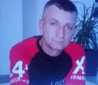 Zaginął 46-letni Piotr Szpyt z Piask. Widzieliście tego mężczyznę?
