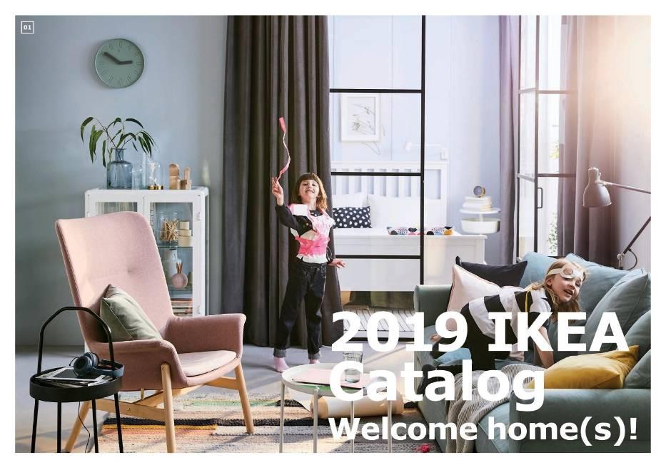 nowy katalog ikea 2019 pdf online co nowego w nowym katalogu ikea ca y katalog. Black Bedroom Furniture Sets. Home Design Ideas