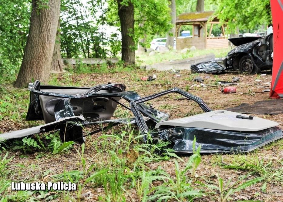 Do tragicznego wypadku doszło między Żabicami a Górzycą, w poniedziałek, 18 maja