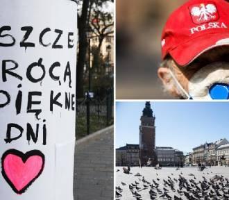 Rok pandemii w Polsce. Te obrazy pozostaną w pamięci na zawsze KALENDARIUM