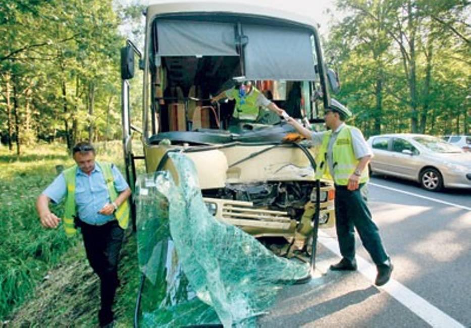 Autobus zostanie poddany specjalistycznym badaniom