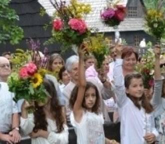 Święto Ziół: msza polowa, jarmark naturalności, koncert i inne PROGRAM