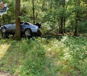 Polkowicka policja szuka świadków tragicznego wypadku między Duninowem a Chocianowem
