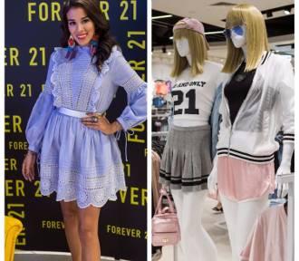 Forever 21 otwiera nowy sklep. Nowa kolekcja, celebryci i vouchery na zakupy!  [ZDJĘCIA]