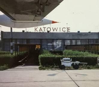 Tak wyglądało lotnisko w Pyrzowicach w latach 90 [ZDJĘCIA]