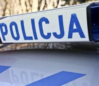 Nietrzeźwy kierujący nie zatrzymał się do kontroli drogowej i naruszył nietykalność policjanta