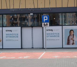 Już dziś wielkie otwarcie sklepu Sinsay w Żarach