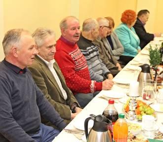 Noworoczne spotkanie emerytowanych członków Cechu Rzemiosł Różnych w Sycowie