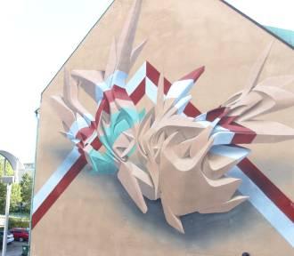 Niesamowite graffiti 3D zmienia bloki w dzieła sztuki. Oto dzieła włoskiego artysty