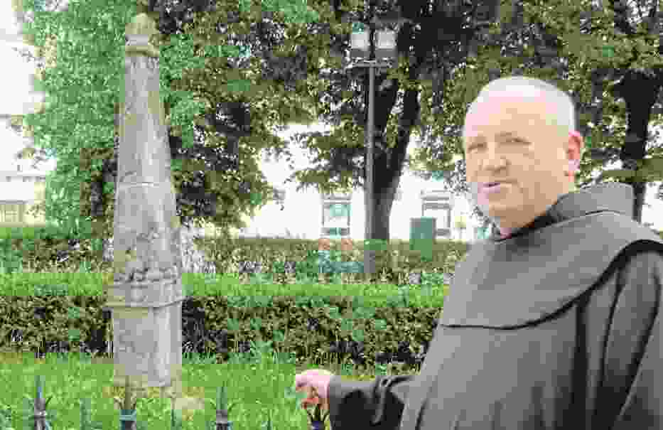Udział w renowacji pomnika J