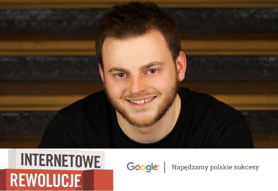Dawid Szymański mimo zaledwie 27 lat, programuje już od czternastu. Jak mówi, nie chce robić nic innego