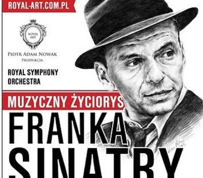 Muzyczny życiorys Franka Sinatry Impreza Odwołana Kieleckie