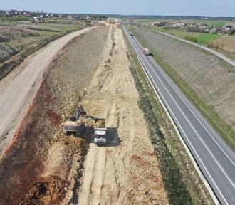 Sosnowiec chce mieć węzeł na S1, Sławków drogę do Euroterminala
