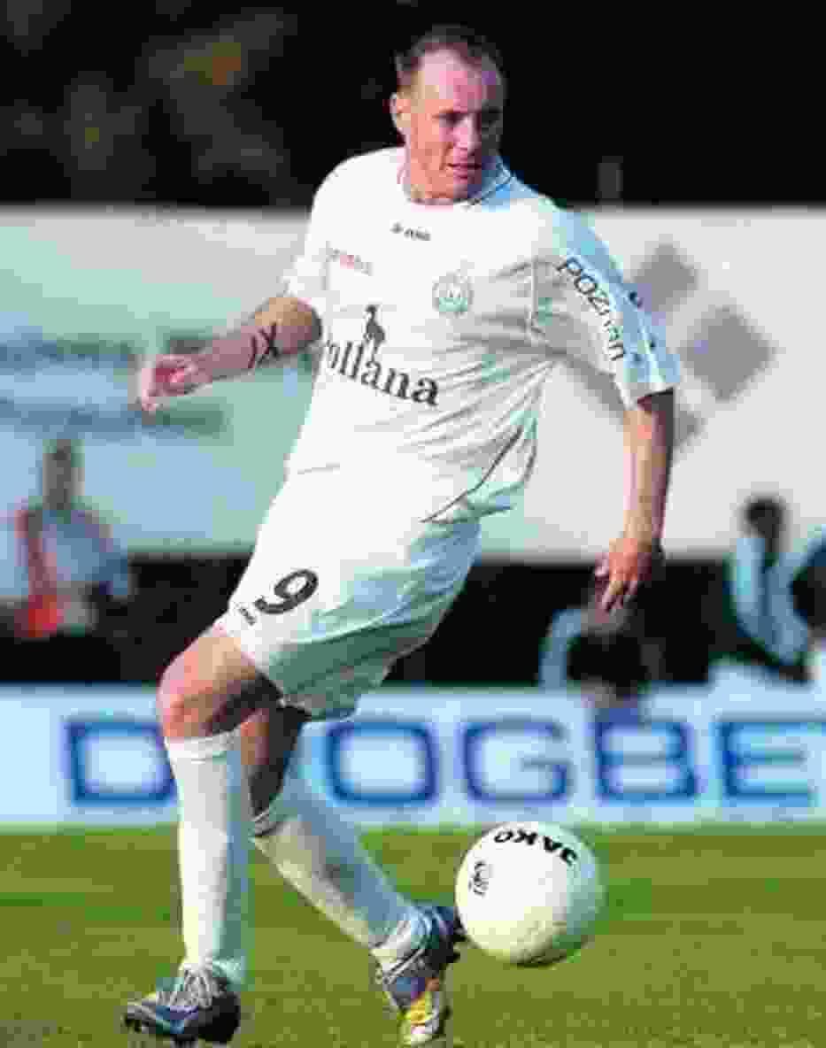 Piotr Reiss zdobył dwa gole i pracował przy następnych