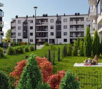 Zielona Dolina w Zabrzu. Powstanie 80 mieszkań w trzech budynkach ZDJĘCIA, WIZUALIZACJE