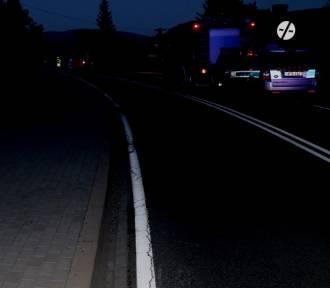 Dwa śmiertelne wypadki z udziałem motocyklistów. Policjanci apelują o rozwagę