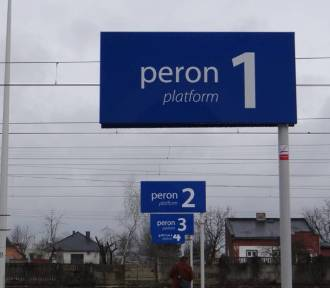 PKP wybrała wykonawcę na przebudowę linii Zduńska Wola - Łódź Kaliska