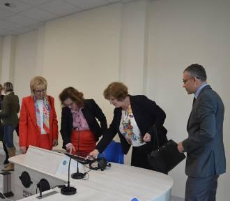 Nowe piętro i dodatkowe pracownie zawodowe w Powiatowym Zespole Szkół nr 3 w Wejherowie [ZDJĘCIA]