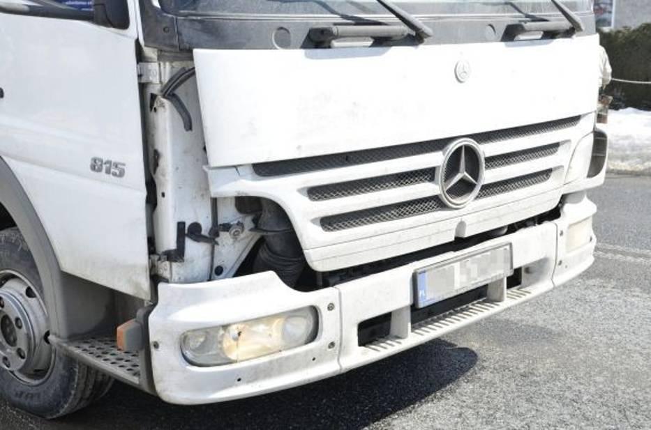 Wypadek w Gorlicach