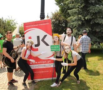 Uczelnia dla aktywnych studentów  – Uniwersytet Jana Kochanowskiego Filia w Piotrkowie Trybunalskim