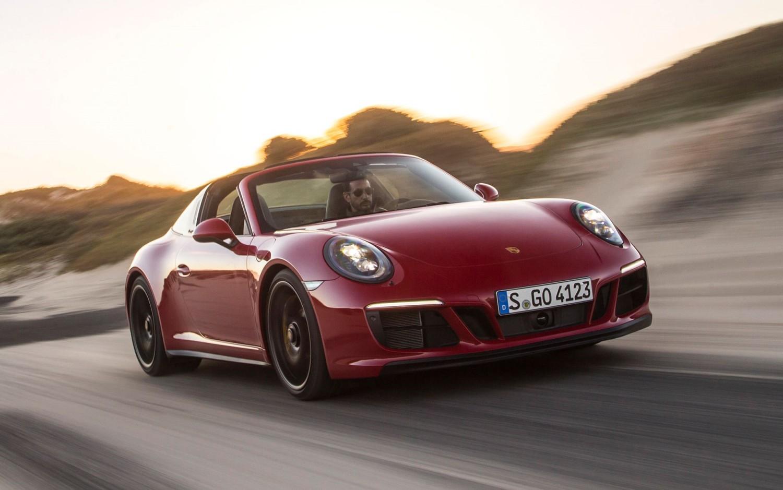 Porsche 911 - wygrywa w kat. najmniejsza awaryjność aut 2-3 letnich