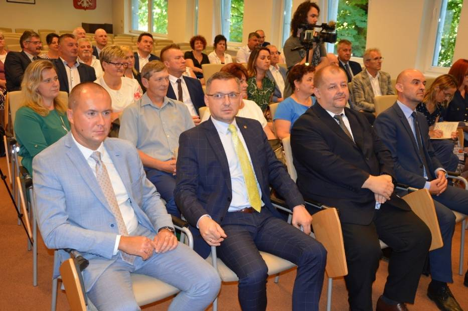 Granty dla 22 sołectw w powiecie tomaszowskim