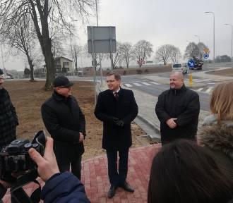 Zakończono rozbudowę drogi wojewódzkiej nr 726 w Inowłodzu (foto)