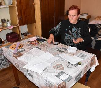Przeżyła tragiczny pożar w Oleśnicy. Teraz jest schorowana i nie ma środków do życia