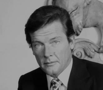 Roger Moore nie żyje. Aktor miał 89 lat