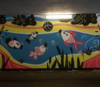 Nowy mural w Poznaniu nie wszystkim przypadł do gustu