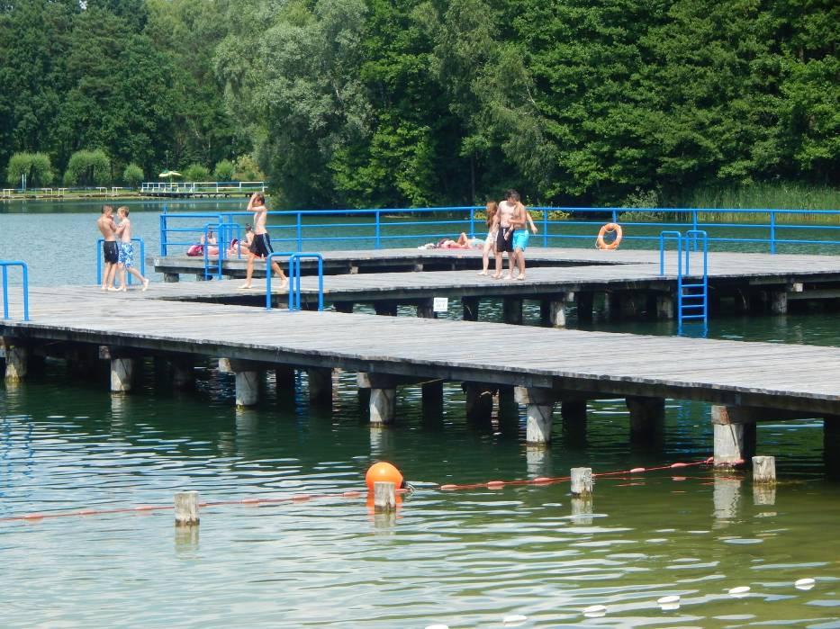 Plaża w Łochowicach wkrótce może się zmienić i to za sprawą mieszkańców