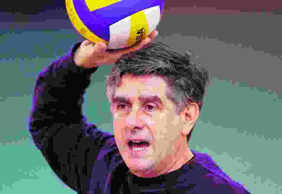 Raul Lozano cieszy się, że znów zagra w katowickim Spodku