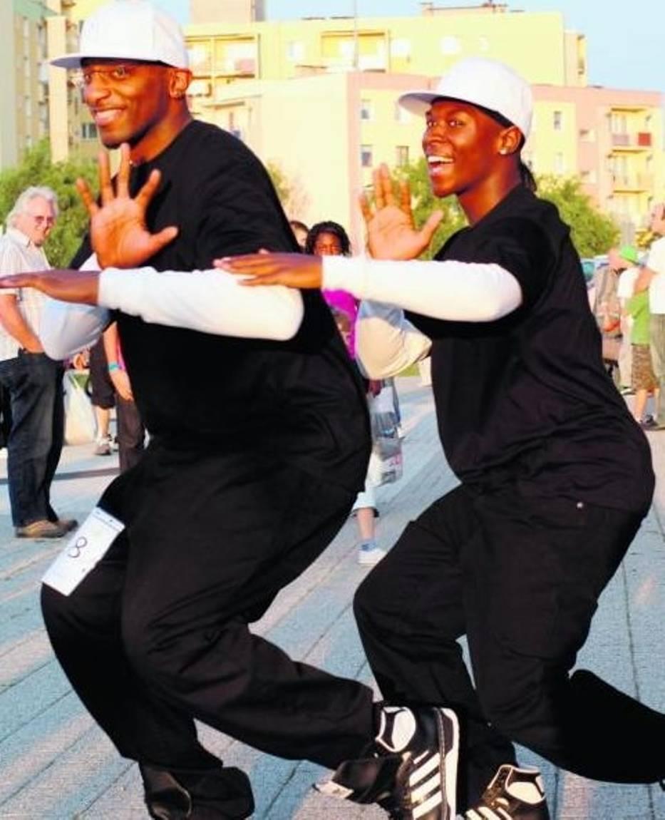 Do Kalisza przyjechało ponad trzy tysiące tancerzy z całegoświata