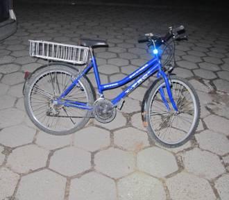 Policja w Kętach poszukuje kierowcę, który potrącił rowerzystkę
