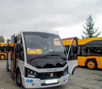 Gorlice. MZK testuje mini autobus na ulicach miasta