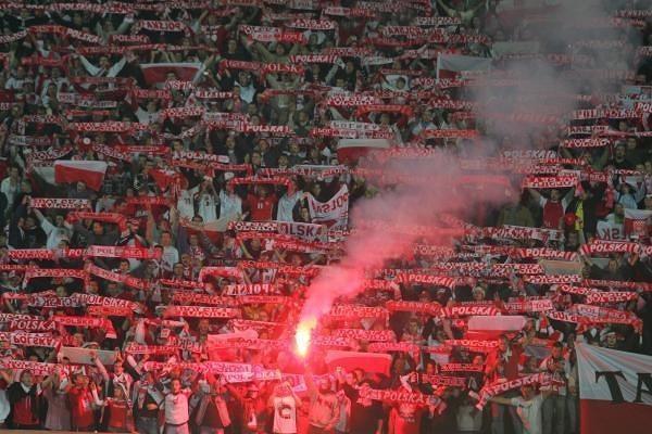 Zdjęcia z meczu Polska - Portugalia na Stadionie Śląskim