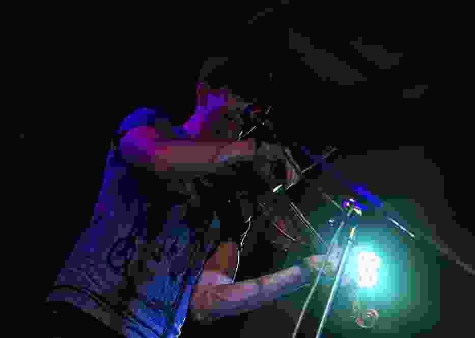 Owen Pallet w Papryce: Skrzypce, elektronika i cudowna muzyka