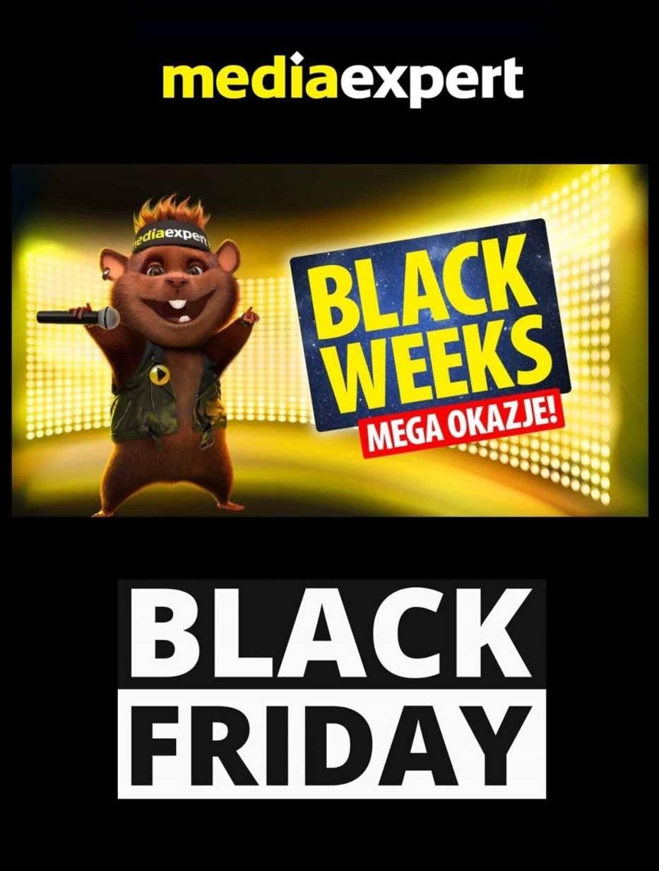 Black Friday 2019 Media Expert GAZETKA