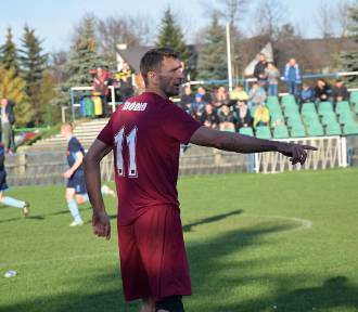 Źródło Kromołów - AKS Niwka Górnik Sosnowiec 1:1. Bogdan Szadkowski ratuje remis