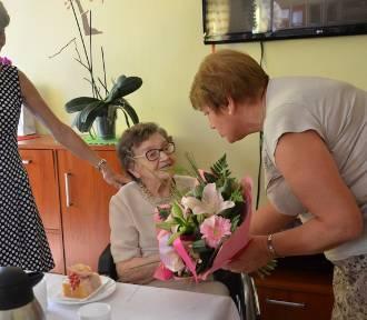 Pani Ela z Tarnowskich Gór skończyła 103 lata!