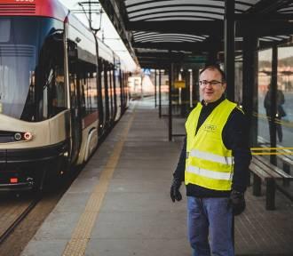 Wiceprezydenci Gdańska nadzorują liczbę pasażerów [zdjęcia]