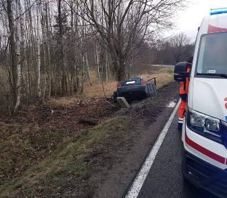 Śmiertelny wypadek na trasie Węgliniec- Stary Węgliniec! [ZDJĘCIA]