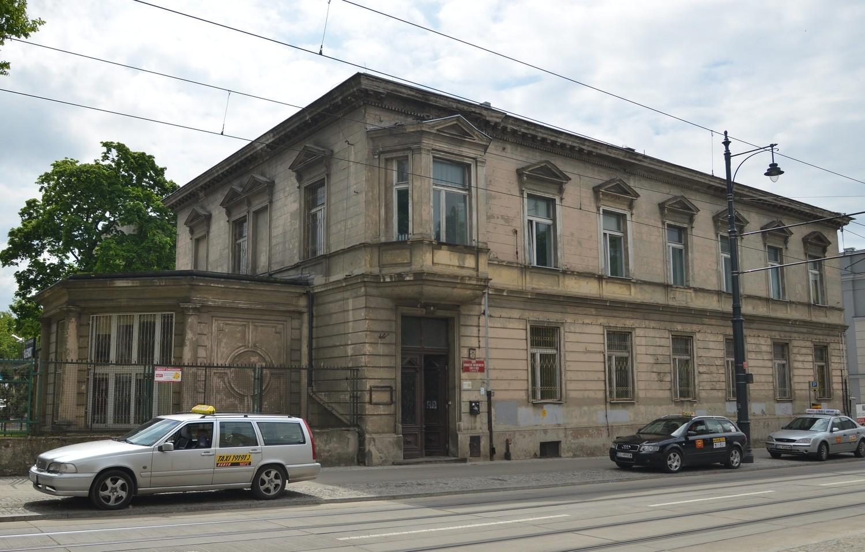 Rezydencja Emila Wicke przy Kopernika 36 była podczas wojny obozem przesiedleńczym dla dzieci poddanych germanizacji