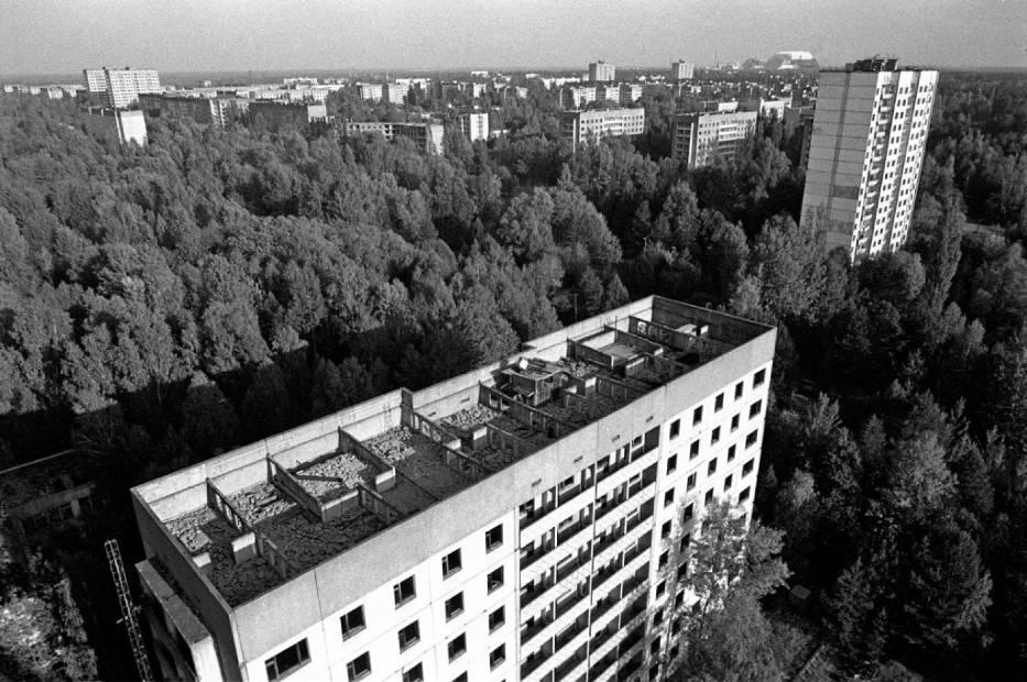 Czarnobyl na fotografiach. Spotkanie z Jerzym Wierzbickim w CKiS