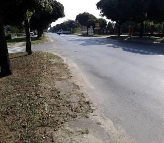 Powiat chce remontować ciąg ulic od Łaskiej przez Nowe Miasto do Karsznic [zdjęcia i projekt]