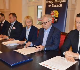 W kupie siła- przekonuje burmistrz Żagania